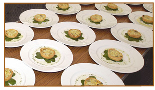 Conference catering - Great Yarmouth - Whelan Bespoke Catering Ltd - Party caterer